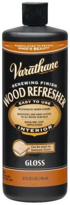 Varathane 247831 Gloss, Wood Refresher Wood Varnish