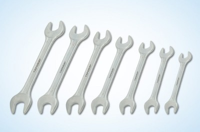 DW 06 Double Ended Spanner Set
