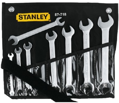 1-87-718 8 Pcs Wrench Set