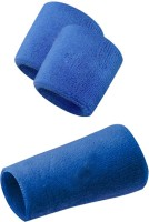 Verceys Men, Women Wrist Band (Blue, Pack Of 3)