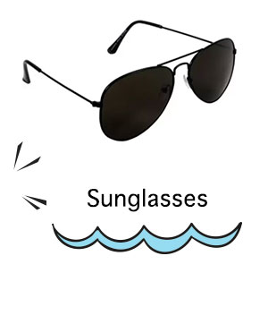 Min. 50% Off on Sunglasses