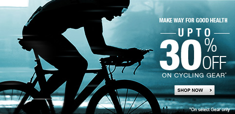 Cycling - Upto 30% Off