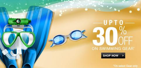 Swimming - Upto 30% Off