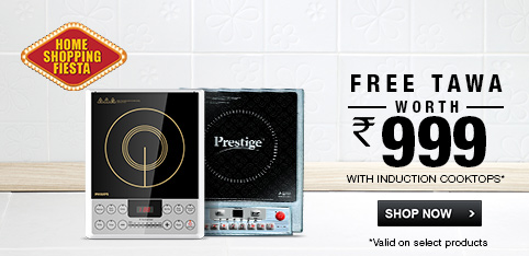 Induction Cook Top - Free Non Stick Tawa