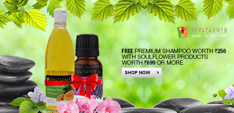 Soulflower - Free Shampoo