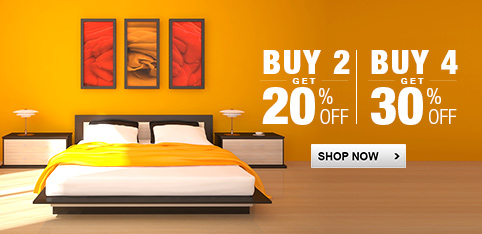 Buy Bombay Dyeing Bedspreads Online at 40% Off + Extra 30% Off