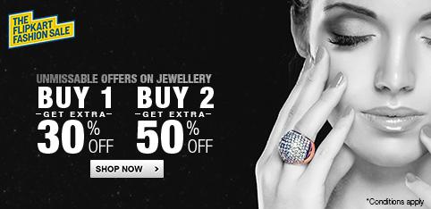 Jewellery - Extra 50% off