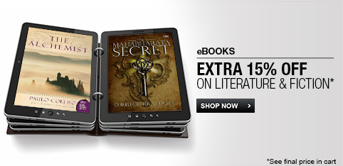 Literature and Fiction eBooks - Extra 15% off