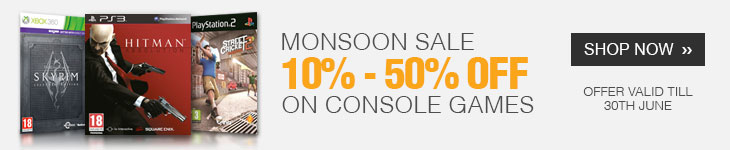 Monsoon Sale PS3