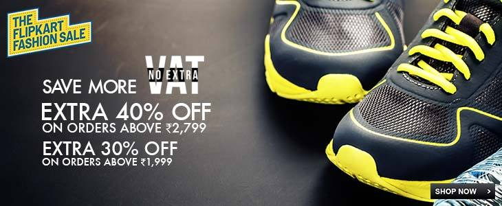 Flipkart Shoes offer