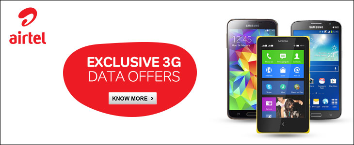 Exclusive Offer Airtel