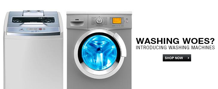 washing machine sliders