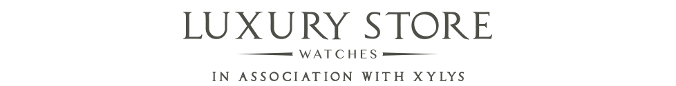 Luxury watches store logo