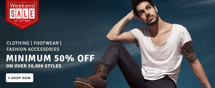 Minimum 50% off On Men's Fashion