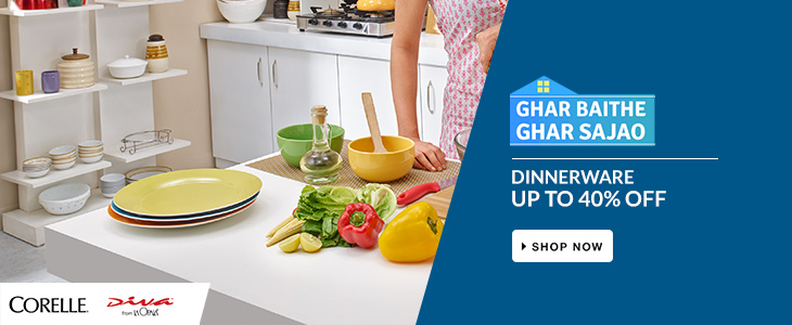 KITCHEN & DINING 40% OFF