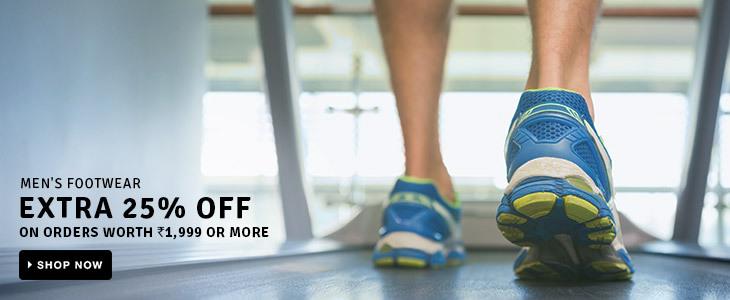 Buy footwear online india