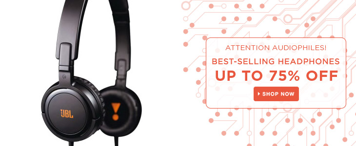 Upto 70% Off on Best Selling Headphones