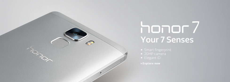 New Launching - Flipkart : Huawei Honur 7 | Available from