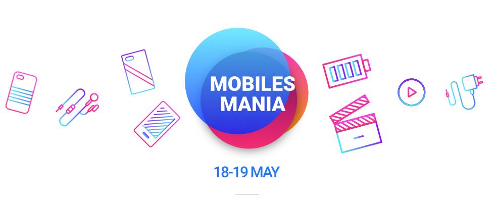 Huge Discount on Smartphones + Exchange Upto Rs. 15000  Flipkart Mobile Mania