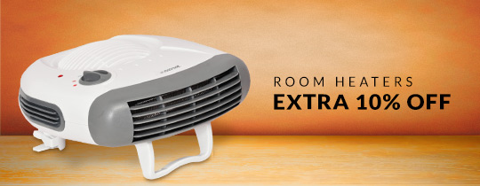 Deals - Room Heaters - EXTRA 10% OFF
