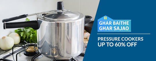 Deals | Pressure Cookers - Up To 60% Off