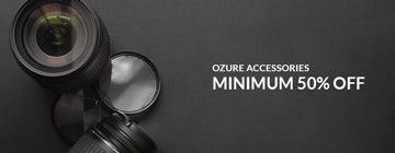 Deals | Flipkart - Ozure Accessories - Minimum 50% Off