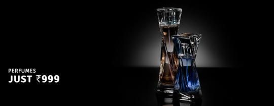 Deals | Perfumes At Just Rs.999