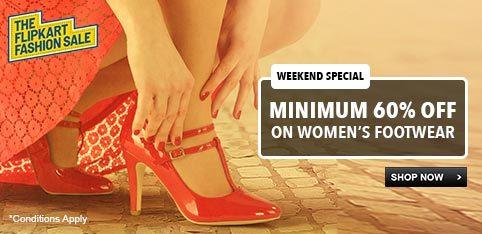 Online Weekend Sale On Women Footwear Starts For Rs 199 |Reebok Catwalk