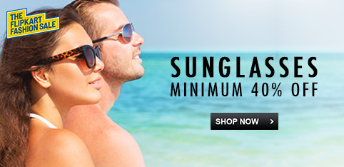 Deals - Delhi - Sunglasses minimum 40% off<br>Business - Flipkart.com