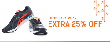 Deals | Mens Footwear - Extra 25% Off