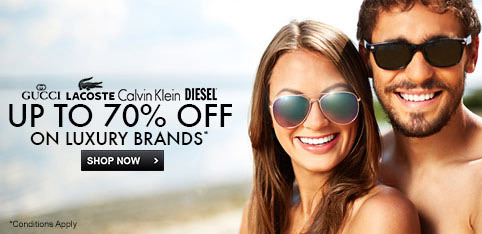 Deals | Upto 70% off on Luxury brands - Gucci Lacoste Calv